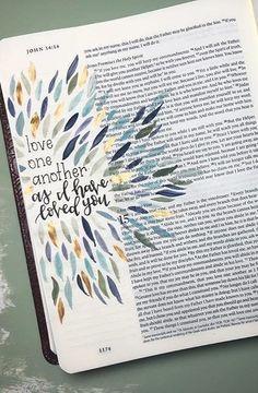 Enjoy ideas for Bible Art and Bible Journaling!John Enjoy ideas for Bible Art and Bible Journaling! Bible Prayers, Bible Scriptures, Bible Quotes, Art Quotes, Prayer Quotes, Christ Quotes, Jesus Quotes, Quotes Inspirational, Bible Drawing