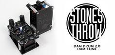 SOLD !! Dam Drum: Bleep Labs / Dam-Funk / Stones Throw Drum Machine