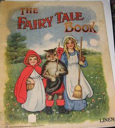 The Fairy Tale Book  by Pennelainer, via Flickr