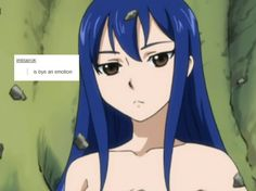 fairy tail text post meme | Tumblr