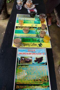 Bali cofee