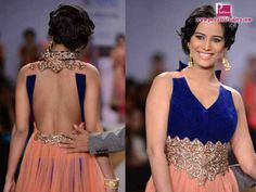 Poonam Pandey Walks The Ramp for Dinesh Malkani at ABIL