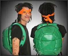 TMNT Shell Backpack