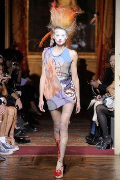 Vivienne Westwood - Pasarela SS2010 (PARIS)