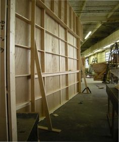 # 1 - How to Build Free-Standing Set Walls