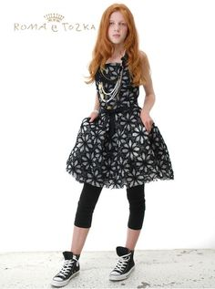 2014 dress for children | ... 77 trend report – preview of Roma e Toska spring 2014 kids fashion