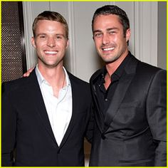 Um could you get two hotter guys standing next to each other? I don't think so! Chicago Fire <3