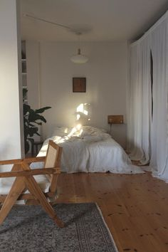Berlin House, Living Room Interior, Room Decor Bedroom, Design Your Dream House, Aesthetic Rooms, White Aesthetic, Minimalist Bedroom, Minimalist Interior, Room Inspiration
