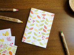 Caderno Folhas, do Atelier Joliz