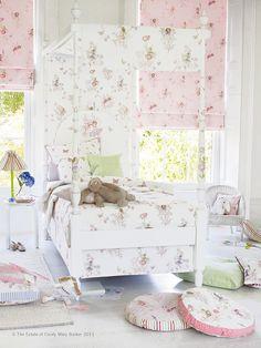 Fairyland ™ | #Fairyland by Jane Churchill | Find Jane Churchill Fabrics and Wallpapers @ Cowtan & Tout | www.cowtan.com/