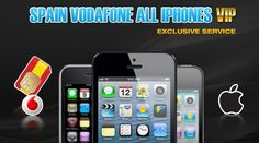 UNLOCK iPhone SPAIN VODAFONE GUARANTEED  Permanent official factory unlock SPAIN VODAFONE, iPhone 2G, iPhone 3G, iPhone 3GS, iPhone 4, iPhone 4S, iPhone 5 without jailbreaking by whitelisting your IMEI in the Apple iTunes database. Unlock Guaranteed.