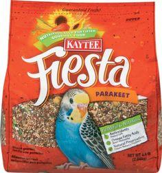 Fiesta Parakeet 4.5Lb