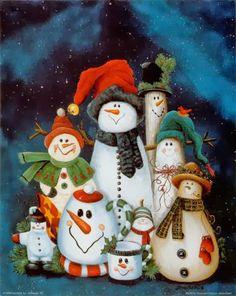 Pinzellades al món: Nadal