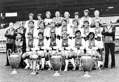 Equipos de fútbol: AJAX DE ÁMSTERDAM en la temporada 1976-77