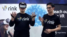 [CES 2016] rink Turns Virtual Reality Into a Hands-on Experience