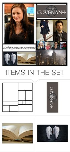 """""""The Covenant: Jamie Lockhart Aesthetic"""" by c-a-marie2000 ❤ liked on Polyvore featuring art and TheCovenant"""