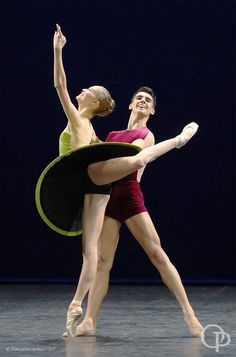 "Paris Opera Ballet;  l'École de Danse (""The Vertiginous Thrill of Exactitude"")"