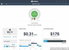 Bidgely  Android App - playslack.com , Every month you get your utility's energy bill. You pay it without a thought. Do you want to know where your money goes?Bidgely can tell you.Bidgely's energy disaggregation technology—a software-based, machine learning technique—identifies how much energy is used by large, energy-hogging appliances in your home. How much energy (and money) is used up by your A/C? How about your pool pump? Bidgely knows.There's no magic here. Just science!You don't need…