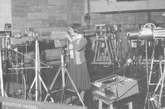 From Wartime Radar To W-Bosons: The Experimental Physics Of Joan Freeman Nuclear Physics, In This Moment, Women, Woman