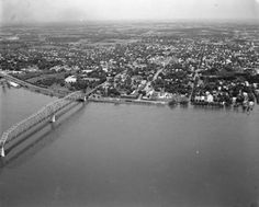 #CapeGirardeau historical aerial photo gallery