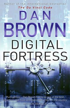Digital Fortress- I like this better than Da vinci code. People rave about factual errors i n this book. I think writer has to be exceptionally good if he gets away with those errors and Dan Brown is that good.