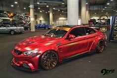 2015年ロサンゼルスオートショー リバティーウォーク BMW M4