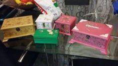 Money & jewellery boxes
