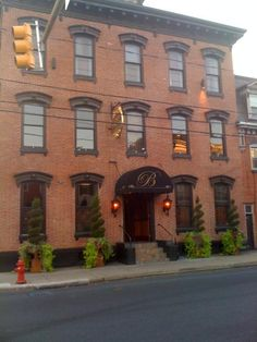 Belvedere Inn - Lancaster Central Business District - Lancaster, PA