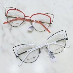7f3c2da38d4d5 Olha que lindos esses óculos de grau do  marcjacobs!