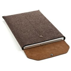 Laptop sleeve chocolate | Graf & Lantz