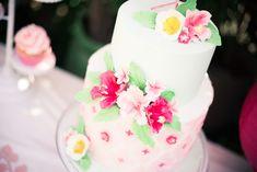 Tropical Party - Design cake by Miam Cake Design