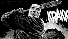 Negan is coming to 'The Walking Dead' Season 6finale, but will fans be left to debate the biggest cliffhanger of the series so far? Description from hiddenremote.com. I searched for this on bing.com/images