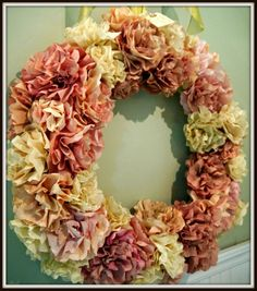6 Coffee Filter Crafts to Help Usher in Fall