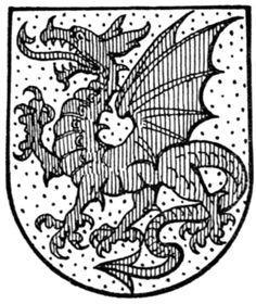 Fig. 427.—A German dragon.