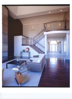 Staircase Photos Sloped Ceiling Design, Pictures, Remodel, Decor and Ideas - page 161