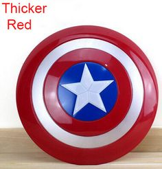 The Avengers Captain America Shield Light-Emitting & Sound Cosplay