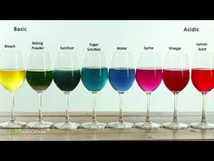 Red Cabbage Indicator Colors : Chemistry Experiment for Kids to do at Home