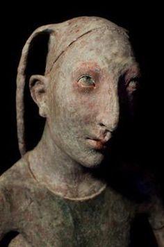 Patricia Broothaers #ceramics