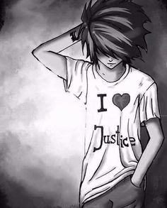And you are - Death Note ~ DarksideAnime