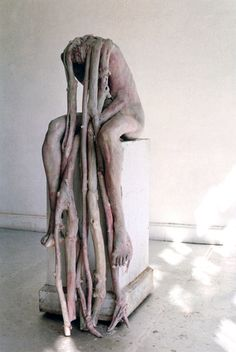 "Synesthesia Garden - a weird art + style blog | » Blog Archive » Berlinde De Bruyckere: ""We Are All Flesh"""
