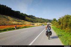 Traseu cu bicicleta MTB XC El Camino de Santiago del Norte - 4: Colombres - Llanes - Ribadesella - San Esteban Leces . MTB Ride El Camino de Santiago del Norte - 4: Colombres - Llanes - Ribadesella - San Esteban Leces - Asturia, Spania Country Roads, Mtb Bike, Camino De Santiago, Norte