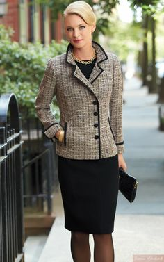 f76542bf65f 32 best Wear to work fashion images on Pinterest