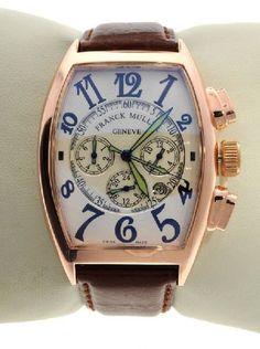 *Frank Muller Geneve Men's Watch