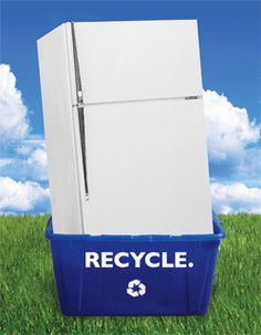 refrigerator recycle - EP Electric recycles your old fridge and pays you $30 too