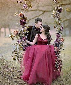 Pre Wedding Shoot Ideas, Pre Wedding Poses, Wedding Dress Trends, Pre Wedding Photoshoot, Wedding Dresses, Couple Photography, Wedding Photography, Photography Ideas, Indian Swing