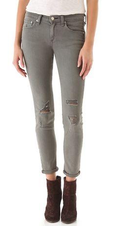 30% OFF Rag & Bone/JEAN The Skinny Jeans