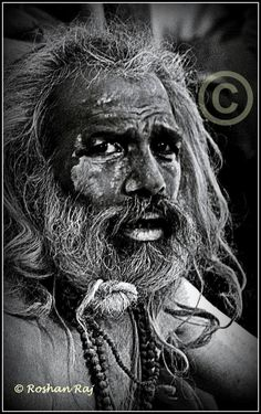 Naga Sadhu - Photography by Roshan Raj in My Projects at touchtalent
