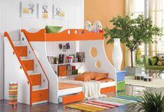 Unique Bedroom Decor Design Child