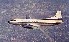 Southern Airways Convair