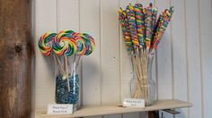 #Whirly Pops sold at Spirit Lake Inn & Sweets in Wahkon, MN on #LakeMilleLacs.